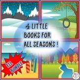 Four Little Books for All Seasons  BUNDLE