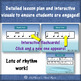 Winter Music Lesson ~ Four Little Penguins: Orff, Rhythm & Instruments {eighth}