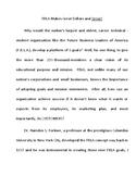 Four Minute F.B.L.A. Speech (FBLA Goals #8 & #9))