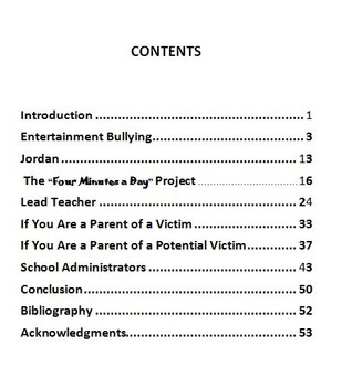 Bullying students on the spectrum - aspergers - middle school-Four Minutes A Day