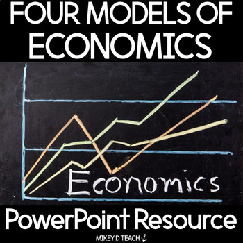 The Four Models of Economics PowerPoint