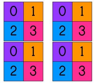 Four Part Spinner -