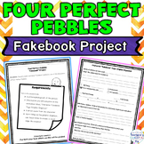 Four Perfect Pebbles Fakebook Novel Study Project