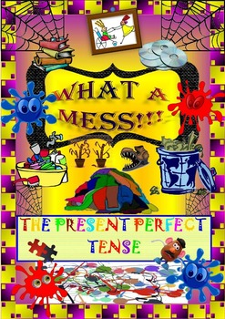 Four Present Perfect Games