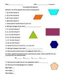 Four Quadrant Graphing Exercises 1-2