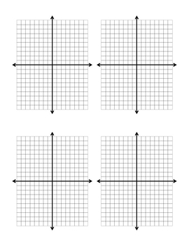 Four Quadrant Graphs