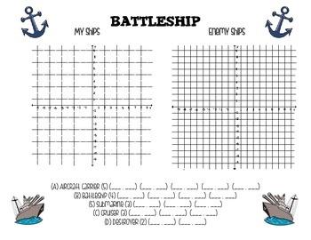 Four Quadrant & One Quadrant Battleship