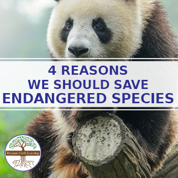 Four Reasons Why We Should Save Endangered Species - Reading Guide