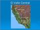 Four Regions of California/ Cuatro regiones de California