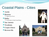 Four Regions of Texas PowerPoint Presentation