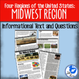 Midwest Region Informational Text {Four Regions of the United States}