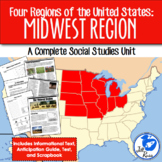 Midwest Region Complete Unit {Four Regions of the United States}