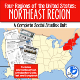 Northeast Region Complete Unit {Four Regions of the United States}
