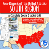 South Region Complete Unit  {Four Regions of the United States}