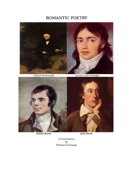 Four Romantic and Four Victorian PoetsTPT