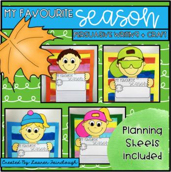 Four Season Persuasive Writing