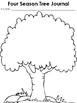 Four Season Tree Journal