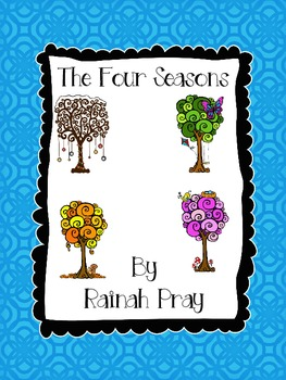 Four Seasons Writing and Activities