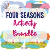 Four Seasons Activity Bundle