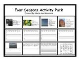 Four Seasons Activity Pack
