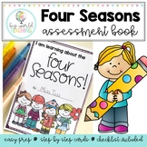 Four Seasons Assessment Book Activity