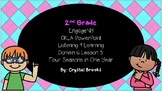 Four Seasons CKLA Listening and Learning Domain 6 Lesson 3