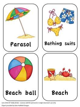 Four Seasons Flashcards Bundle!!