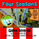 Four Seasons Game Boards