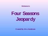 Four Seasons Jeopardy