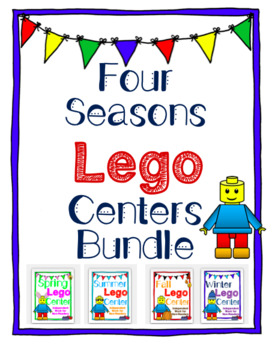Four Seasons Lego Centers Bundle