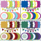 Four Seasons Paper Pack BUNDLE Including Spring, Summer, Autumn, and Winter