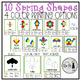 Four Seasons Pattern Block Card Bundle