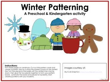 Four Seasons Patterning Bundle
