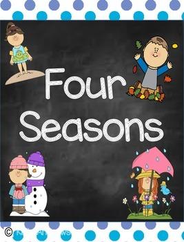 Four Seasons Polka Dot