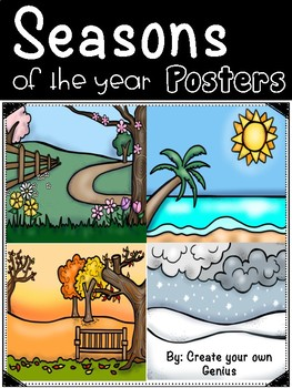 Four Seasons Posters