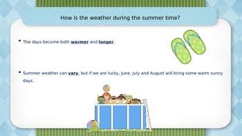 Four Seasons PowerPoint