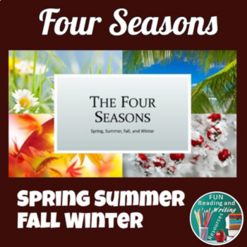 Four Seasons PowerPoint