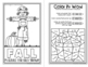 Four Seasons Puzzle Mini Books for First Graders