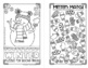 Four Seasons Puzzle Mini Books for Second Graders