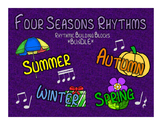 Season-Themed Rhythms: Composition & Drum Circle Activities BUNDLE
