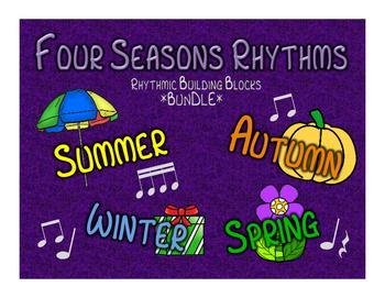 Season-Themed Rhythms: Composition & Drum Circle Activitie