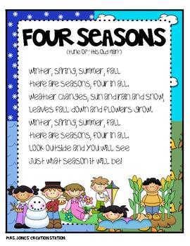 Four Seasons Science Sort