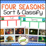 Four Seasons: Sort & Classify