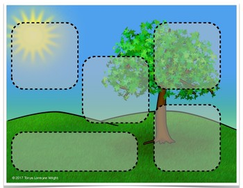 Four Seasons Sorting Mats