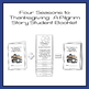 Four Seasons To Thanksgiving: A Pilgrim Story Literacy Unit
