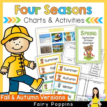 Four Seasons Pack - Australian Version Included