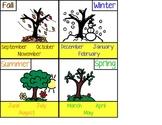 Four Seasons Visual for Calendar