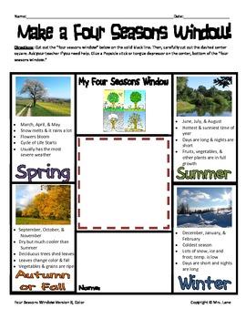 Four Seasons Windows