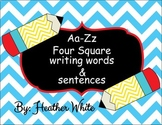 Four Square Aa-Zz and more!