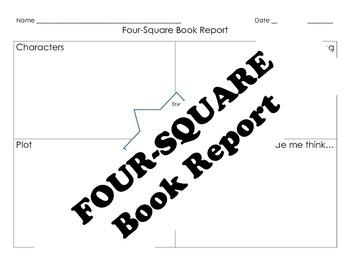 Four-Square Book Report